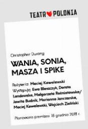 Wania, Sonia, Masza i Spike