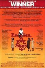 Wrogowie, historia o miłości