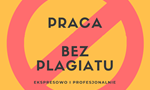 Ogłoszenie - Zawodowe Pisanie i Redagowanie Prac - Bez Plagiatu - Łódź