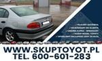 Ogłoszenie - Skup Toyota Avensis D4D Corolla e11 e12   - Łódź