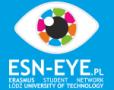 Logo ESN-EYE Łódź