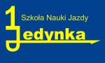 Logo: Szkoła Nauki Jazdy Jedynka