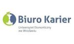 Logo Biuro Karier i Promocji Zawodowej Uniwersytet Ekonomiczny we Wrocławiu