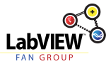 Logo Koło Naukowe LabVIEW Fan Group