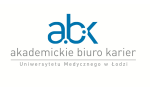 Logo Akademickie Biuro Karier Uniwersytet Medyczny w Łodzi