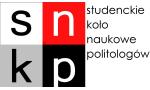 Logo Studenckie Koło Naukowe Politologów Uniwersytetu Opolskiego
