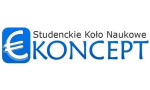 "Logo Studenckie Koło Naukowe ""Koncept"""