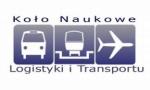 Logo Koło Naukowe Logistyki i Transportu