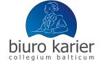 Logo Biuro Karier Szczecińska Szkoła Wyższa Collegium Balticum