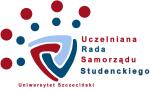 Logo Uczelniana Rada Samorządu Studenckiego Uniwersytetu Szczecińskiego