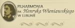Logo: Filharmonia im. H. Wieniawskiego