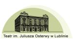 Logo Teatr im. Juliusza Osterwy