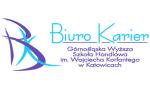 Logo Biuro Karier Górnośląska Wyższa Szkoła Handlowa im. W. Korfantego