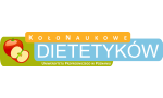 Logo Koło Naukowe Dietetyków Uniwersytetu Przyrodniczego w Poznaniu