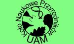 Logo Koło Naukowe Przyrodników Uniwersytetu im. Adama Mickiewicza