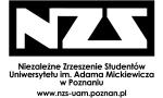 Logo Niezależne Zrzeszenie Studentów UAM