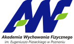 Logo Biuro Karier Akademia Wychowania Fizycznego im. Eugeniusza Piaseckiego w Poznaniu