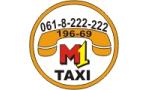 Logo: EB TAXI
