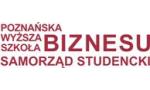 Logo Samorząd Studencki Poznańskiej Wyższej Szkoły Biznesu