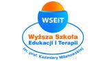 Logo: Wyższa Szkoła Edukacji i Terapii im. prof. Kazimiery Milanowskiej