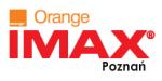 Logo: Kino IMAX - Poznań