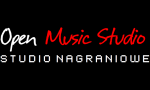 Logo: Studio Nagrań Open Music Studio
