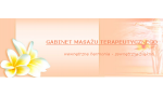 Logo: Gabinet Masażu Twój Kącik