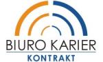 Logo Biuro Karier Kontrakt Akademia Humanistyczno-Ekonomiczna w Łodzi Wydział Zamiejscowy w Bydgoszczy