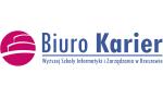 Logo Biuro Karier Wyższa Szkoła Informatyki i Zarządzania w Rzeszowie