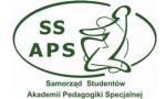 Logo Samorząd Studentów  Akademii Pedagogiki Specjalnej  im. Marii Grzegorzewskiej