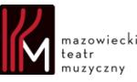 Logo Mazowiecki Teatr Muzyczny im. Jana Kiepury w Warszawie