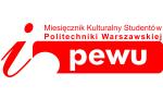 Logo I.PEWU Miesięcznik Kulturalny Studentów