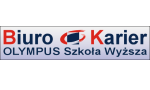 Logo Biuro Karier OLYMPUS Szkoły Wyższej