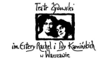 Logo: Teatr Żydowski