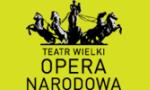 Logo: Teatr Wielki Opera Narodowa - Warszawa