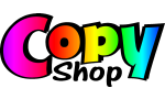 Logo Copy Shop