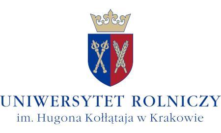 Uniwersytet Rolniczy im. Hugona Kołłątaja w Krakowie - Kraków