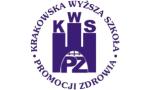 Logo Krakowska Wyższa Szkoła Promocji Zdrowia
