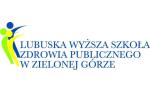 Logo Lubuska Wyższa Szkoła Zdrowia Publicznego w Zielonej Górze