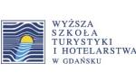 Logo Wyższa Szkoła Turystyki i Hotelarstwa w Gdańsku