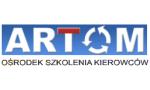 Logo: OSK ARTOM - Gdańsk