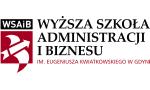 Logo Akademickie Biuro Karier Wyższa Szkoła Administracji i Biznesu im. Eugeniusza Kwiatkowskiego w Gdyni