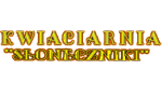 Logo: Kwiaciarnia Słoneczniki