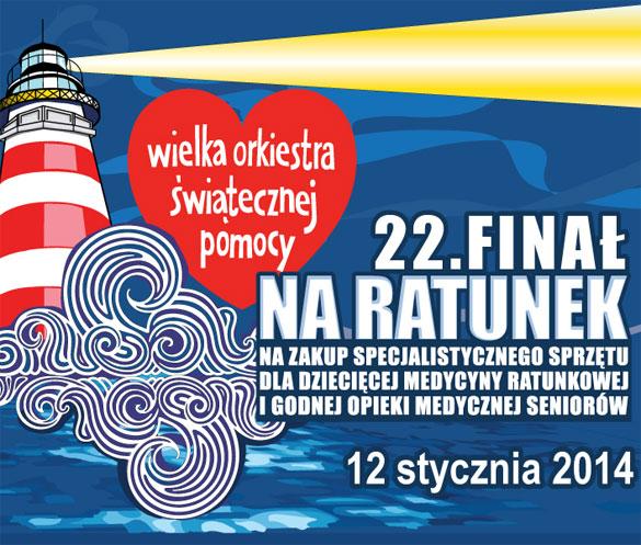 22. Finał WOŚP 2014 w Zabrzu - program