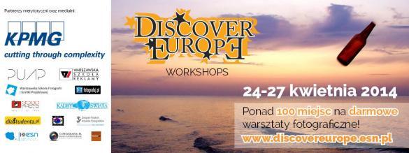 Discover Europe Workshops