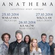 Anathema-zagrała we Wrocławiu + Mother's Cake