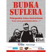 Budka Suflera - pożegnalna trasa koncertowa ' A po nocy przychodzi dzień...'