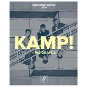 Brennnessel on tour 2014: Kamp! + We Draw A