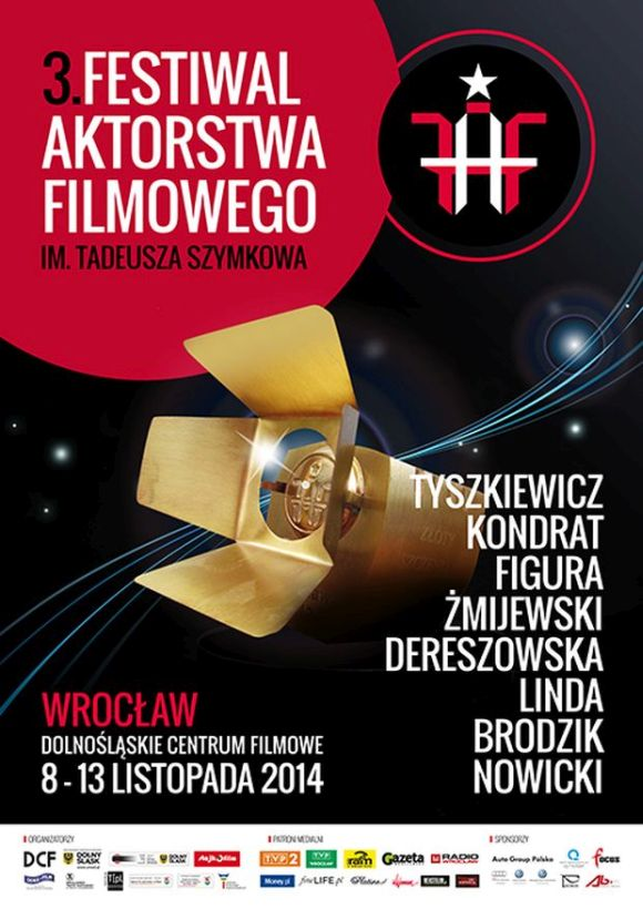 Festiwal Aktorstwa Filmowego 2014 - Spotkanie z Arturem Żmijewskim