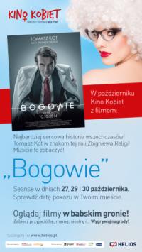 Kino Kobiet: Bogowie